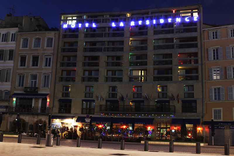 hotel residence marseille